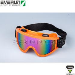 Van de beschermende brillen Beschermende werkende beschermende brillen van het Oog van Ce EN166 de veiligheidsbeschermende brillen