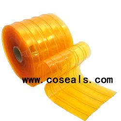 DOPプラスチック極度の透過防風PVCストリップロールスロイス