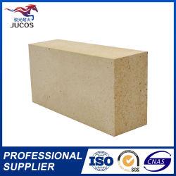 Mattone refrattario della qualità superiore di resistenza di erosione dell'allumina di porosità
