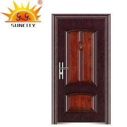 Precio competitivo de la seguridad exterior de acero inoxidable Diseño de la puerta de armadura