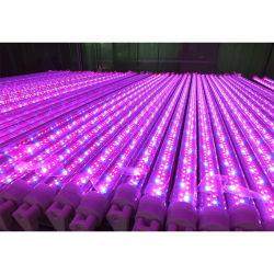 4FT 120cm de la croissance des plantes de lumière LED TUBE T8 croître Light Bar 18W pour la plantation des semis tube intérieur médicaux
