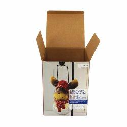 Kundenspezifischer Firmenzeichen-Versatz druckte aufbereitete Wellpappen-Babys/Kinder/Kind-Tierspielzeug-Papier-Geschenk-Verpackungs-verpackenkarton-Kasten