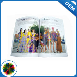 서비스를 인쇄하는 도매 최신 판매 형식 매달 사계 잡지