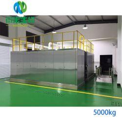 Classe de légumes fruits&Déchets organiques de la machine de compost 5000kg