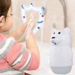 Touchless automatischer intelligenter beweglicher Handinfrarotdesinfizierer-waschende Seifen-Schaumgummi-flüssige Sprüher-Haushalts-Hotel-Zufuhr