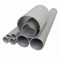 1 tuyaux en acier inoxydable/Tubes sans soudure inox ASTM A312 316l/304L industriel/les Mesures sanitaires