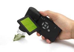Dispositivo portátil de 3 polegadas 1200X 5m Microscópio digital LCD com medição de foto/vídeo