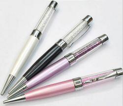Promoción personalizada de diamantes de cristal USB Flash Drive USB Pen