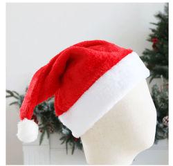 ملابس سانتا العادية الحمراء للبالغين / الأطفال الكريسماس قبعة