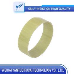 Feito personalizada 32mm*35mm*2000mm do tubo de fibra de pólo de fibra de vidro com alta qualidade