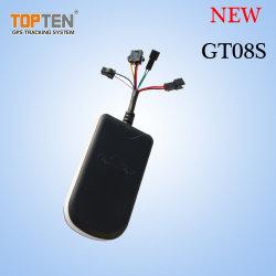 Digital 2g rastreador de GPS para la limitación de velocidad y hablando de dos vías (GT08S-L)