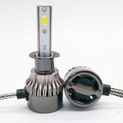 Lightech MiniK3s H1 H3 880 881 automatische LED Scheinwerfer-Birnen des Nebel-Hauptlicht-6000lm für Autos 12V
