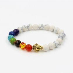 Accessoires de Mode blanc coloré Turquoise Bracelet perles Bijoux