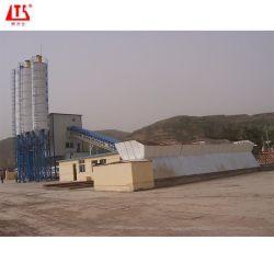Tienda de la fábrica de la planta de proceso por lotes automático equipos mezcladoras de hormigón