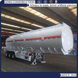 반 기름 수송 탱크 트레일러 연료 유조 트럭