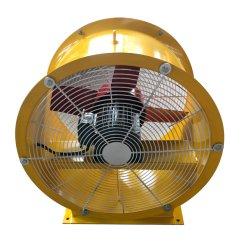 Ventilatore T35-11 no. 4.5 di ventilazione del pavimento del basamento del basamento di Ventilateurindustrial del ventilatore di aria
