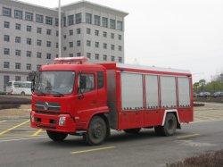 China Dongfeng Veículo de Combate a Incêndios 5 ton 5000L de água e espuma de caminhão de incêndio de equipamentos de combate a incêndios caminhão de incêndio