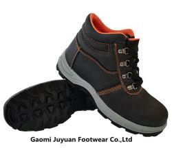 Chaussures de sécurité pour le travailleur de la construction et de la machinerie travailleur