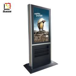機械LCDデジタルビデオ音楽映像のWiFiの接触の広告
