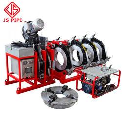 160-315 de halfautomatische Hydraulische HDPE van het Type Plastic Machine van het Lassen van de Fusie van het Uiteinde van de Pijp