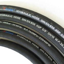 Manuli Goldenspir 4sh espiral de alambre de acero de 25mm tubo flexible hidráulico