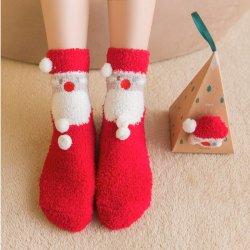Мода украшения рождественских подарков Sock