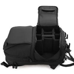 Bolsa de foto cámaras digitales SLR cámara resistente al agua Mochila para portátil