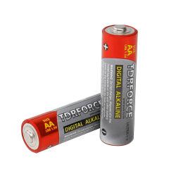 Оптовая упаковка щелочных батарей высокой емкости с Pomotion Pack (LR03/AAA)