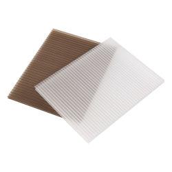 Comitato resistente UV della cavità del favo del policarbonato del tetto di Lexan