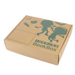 Boîte d'emballage du papier de dessin animé de gros