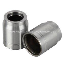 Puntale ad alta pressione del tubo flessibile placcato zinco di un pezzo per il tubo flessibile idraulico