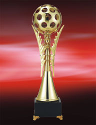 L'approvisionnement OEM / ODM Trophée de Golf de résine pour le sport souvenir