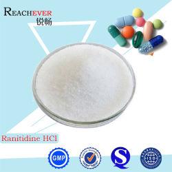 La ranitidina farmacéutica HCl para tratamientos de úlcera gástrica