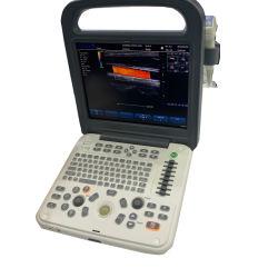 Máquina de ultra-som portátil 2D Color doppler color Doppler portátil de Dispositivo Portátil da máquina de ultra-sonografia Doppler em cores mais barato da máquina de ultra-som portátil