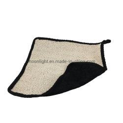 Panni della lavata della ramia del tessuto, fronte Exfoliating su due lati e panni del corpo