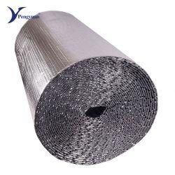 アルミホイルの泡熱の絶縁材の建築材料
