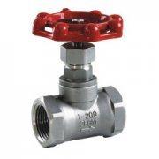 스테인리스 스틸 200psi/Pn16 글로브 밸브 (I)