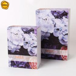 Impressão personalizada Sinicline Mangas Papel decorativo cobrir para caixas