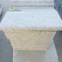 G603 baldosa de granito gris Jardín Piscina el afrontamiento pasos