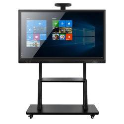 4K Digital Samrt LCD Touch Screen interaktives Whiteboard für Classrom
