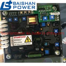 발전기 AVR Mx342 Mx341 Ma330 E000-23800, E000-13300 Mvr 450-11400 의 Stamford 발전기를 위한 AVR Mx342-2 As540 As480 E000-14800 자동 전압 조정기