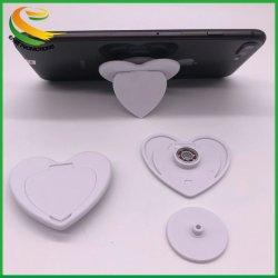 Amazon Best-Selling socle de téléphone mobile, la promotion de petit cadeau coeur socle de téléphone mobile, Gyro décompressé dans un socle de téléphone mobile