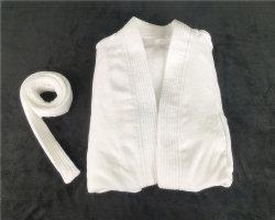 De Badjassen van de Douane van de Badjas van Menplush Microfiber van de badjas