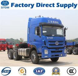 T01306 Sitom 6X4 off-road 50T Y2375 camion tracteur - Heavy Duty tête // camion remorque Tête Tête/Mover Mini Non utilisé la lumière moyen Sinotruk HOWO FAW tracteur benne basculante