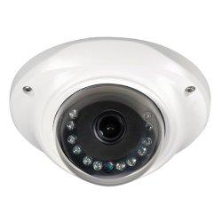 Câmara Dome de infravermelhos de alumínio CCTV caso