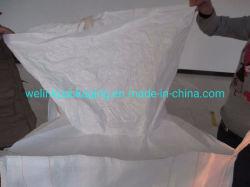 Certificado Brc tejida PP Big Bag Bolsa /tonelada /FIBC /grueso bolsa con el deflector /la boca de llenado /el tubo de descarga