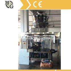Micro-ondes pop-corn vertical machine automatique d'emballage/sac de papier compte tenu de micro-ondes machine de conditionnement de pop-corn
