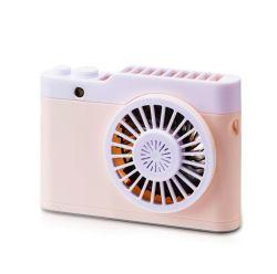 Портативный цепочка Multi-Functional аккумулятор мини вентилятор 3 скорости личные электровентилятор системы охлаждения двигателя
