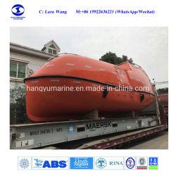FRP total beiliegendes Rettungsboot/Rettungsboot mit Solas-Bescheinigung