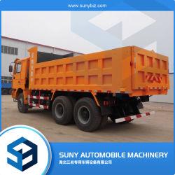 شاحنة تفريغ Shacman 6X4 مقاس 18 سم2 20سم2 شاحنة تفريغ للخدمة الشاقة Dumper شاحنة مقاسمان 6 سم4